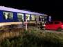 PKW vor Zug 01.11.14