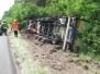 Verkehrsunfall A1 11.06.13