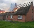 Wohnhausbrand Lorse / 04.10.2020