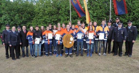 Pfingstzeltlager 2016 in Damme