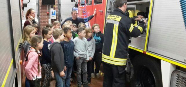 Besuch der Grundschulen / Dezember 2016