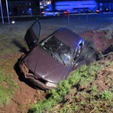 Verkehrsunfall / 04.05.17
