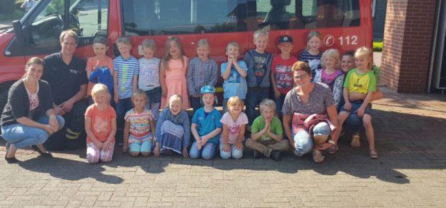 Besuch des Kindergartens St. Barbara / 15.05.18