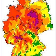 Waldbrandgefahr – Hinweise / 17.07.18