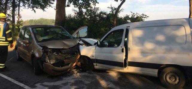 Verkehrsunfall / 31.07.2018