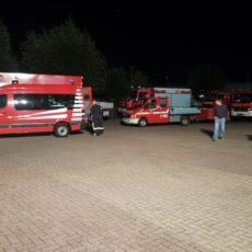 Einsatz der KFB in Meppen / 25.-27.09.2018