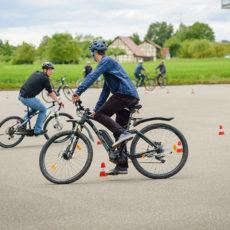 Sicherheitstraining E-Bike / Pedelec