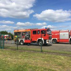 Großbrand Industriegebiet / 11.05.2019
