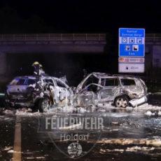 Tödlicher Unfall A1 / 25.12.2019