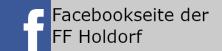 Facebookauftritt FF Holdorf