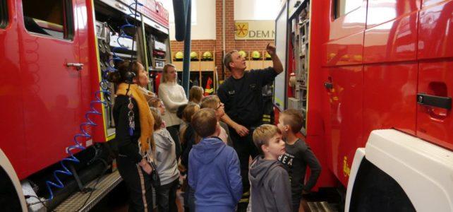 Besuch der Grundschule Langenberg / 07.02.2020