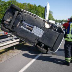 Verkehrsunfall A1 / 07.05.2020