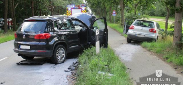 Verkehrsunfall / 15.07.2020