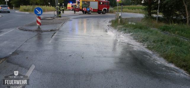 TH – Strasse reinigen / 07.08.2020