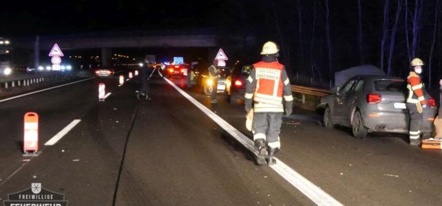 Verkehrsunfall A1 / 17.12.2020