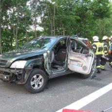Verkehrsunfall A1 / 31.05.16