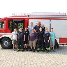 Übung der KFB in der Grafschaft Bentheim / 27.-28.08.16
